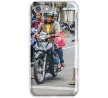 At the Lights iPhone Case/Skin