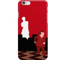 The Man from Another Place iPhone Case/Skin