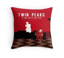 The Man from Another Place Throw Pillow