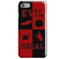 Evil Regal - Feather/Apple/Crown/Hand iPhone Case/Skin