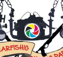 SPERAFISHING PHOTOGRPHY Sticker
