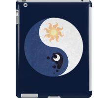 Celestia and Luna Yin Yang iPad Case/Skin