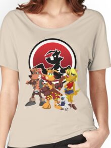Ty the Tasmanian Tiger  Women's Relaxed Fit T-Shirt
