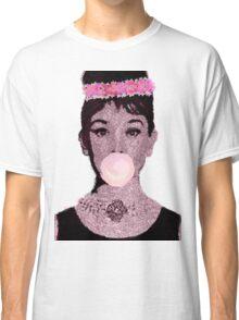 50 shades of Pink-Audrey Hepburn Classic T-Shirt