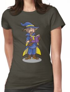 The Fresh Mage Womens Fitted T-Shirt