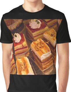 bakery case Graphic T-Shirt