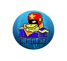 Captain Falco Photographic Print