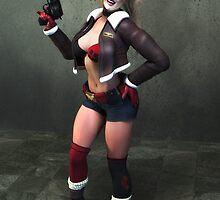 Harley Quinn by PGandara