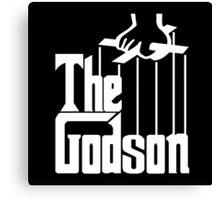 The Godson Canvas Print