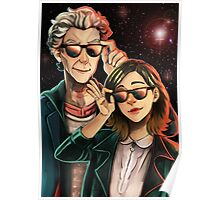 Doctor Who - Space Agents Poster