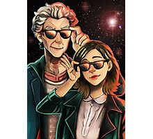 Doctor Who - Space Agents Photographic Print