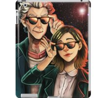 Doctor Who - Space Agents iPad Case/Skin