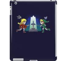 Master Sword in the Stone iPad Case/Skin
