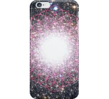 Tree of Life [Pink] | Tight Star Cluster | Sacred Geometry iPhone Case/Skin