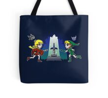 Master Sword in the Stone Tote Bag