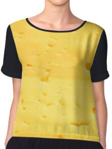 you love ma cheez Chiffon Top