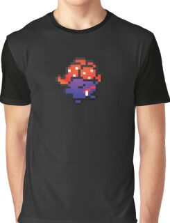 Pokemon GO Gloom 8 Bit Graphic T-Shirt