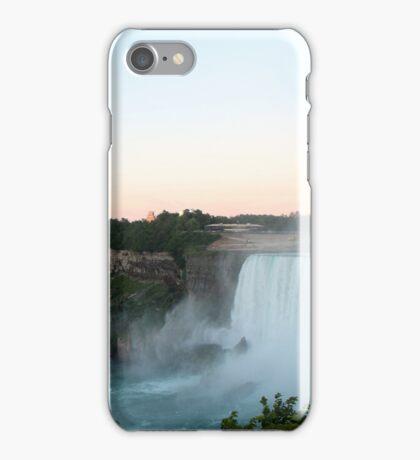 The View of Niagara Falls  iPhone Case/Skin