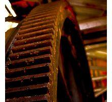 Mining Equipment Photographic Print