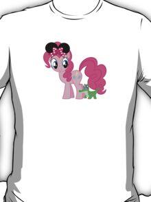 Pinkie pie loves disney T-Shirt