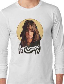 Grace Slick Long Sleeve T-Shirt