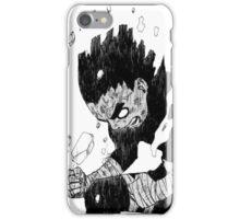 Rock Lee iPhone Case/Skin