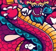 Insurgent Dragon Sticker