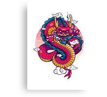 Insurgent Dragon Canvas Print