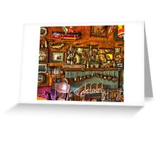 The Historic Anchor Hotel Greeting Card