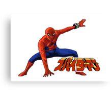 1978 Spider-Man Canvas Print