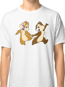 chip and dale Classic T-Shirt