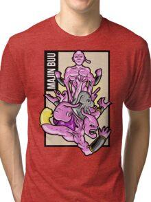 Majin Buu Tri-blend T-Shirt