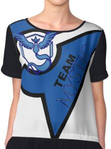 Team Mystic Gym Chiffon Top