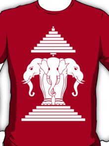 Erawan Lao / Laos Three Headed Elephant T-Shirt