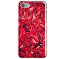Rose Tinted Eyeballs iPhone Case/Skin