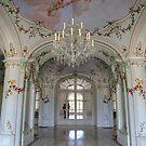 Inside decoration (Esterházy Palace) by zumi