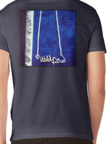 Wildfire Mens V-Neck T-Shirt
