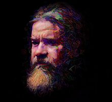 Self Portrait - Colour Ideas by Cary McAulay