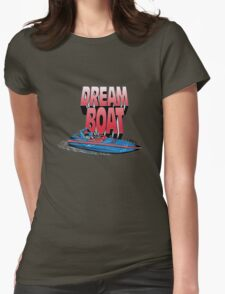 """Harry Styles' """"Dream Boat"""" shirt Womens Fitted T-Shirt"""