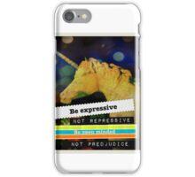 UNI-4 iPhone Case/Skin