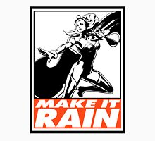 Storm Make It Rain Obey Design Men's Baseball ¾ T-Shirt