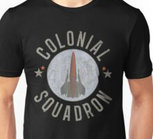 Battlestar Galactica Colonial Squadron classic TV Unisex T-Shirt