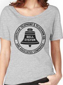 Bell System Women's Relaxed Fit T-Shirt