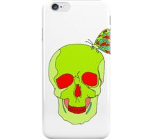 Skull Art Part 2 iPhone Case/Skin