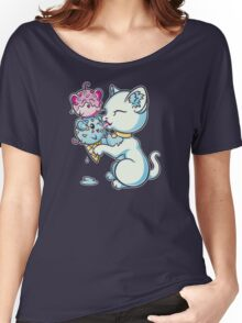 Mice Cream Women's Relaxed Fit T-Shirt