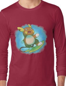 Alolan Raichu Long Sleeve T-Shirt