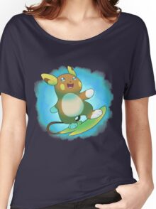 Alolan Raichu Women's Relaxed Fit T-Shirt