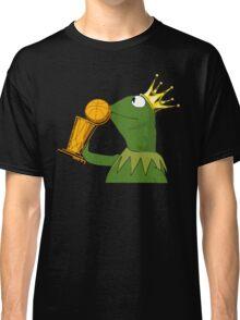 Frog Kissing Championship Trophy Classic T-Shirt