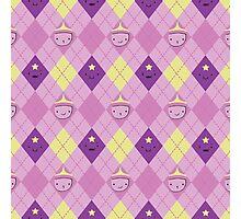 Argyle Time! (Princess Edition) Photographic Print