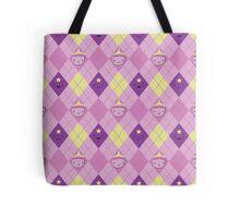 Argyle Time! (Princess Edition) Tote Bag